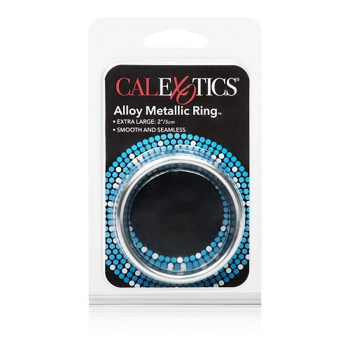 Alloy Metallic Ring™ XL - Silver