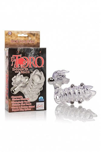EL TORO ENHANCER W/ BEADS