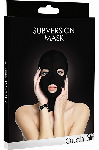 Маска Subversion Mask Ouch!